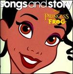 Songs and Story: The Princess and the Frog - Various Artists