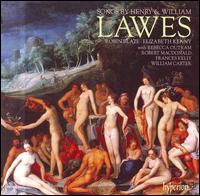 Songs by Henry & William Lawes - Elizabeth Kenny (theorbo); Elizabeth Kenny (lute); Frances Kelly (double harp); Rebecca Outram (soprano);...