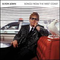 Songs from the West Coast - Elton John