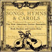 Songs, Hymns & Carols - Lewis Ross & R. Ruskins