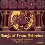 Songs of Franz Schrecker