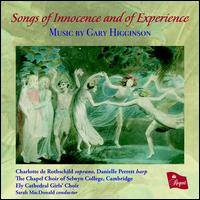 Songs of Innocence and of Experience - Abigail Gibb (soprano); Alexandra Davies (alto); Andrew Thomson (bass); Annabel Church (soprano); Aoife Monaghan (soprano);...