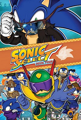 Sonic Select, Book 4 - Sonic Scribes