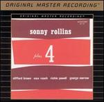 Sonny Rollins Plus 4 [Mobile Fidelity]