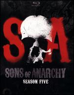 Sons of Anarchy: Season 5 [3 Discs] [Blu-ray] -