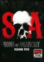 Sons of Anarchy: Season 5 [4 Discs]