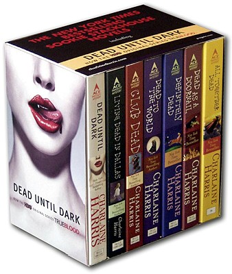 Sookie Stackhouse Box Set - Charlaine Harris
