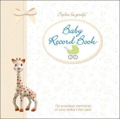 Sophie's Baby Record Book - DK
