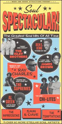 Soul Spectacular! The Greatest Soul Hits of All Time - Various Artists