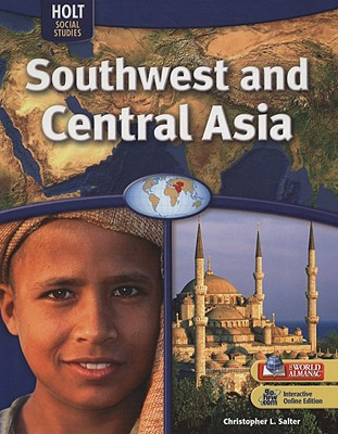 Southwest and Central Asia - Salter, Christopher L