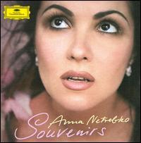 Souvenirs [CD+DVD] - Andrew Swait (soprano); Anna Netrebko (soprano); Elina Garanca (mezzo-soprano); Piotr Beczala (tenor);...