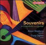 Souvenirs for Mandolin and Guitar