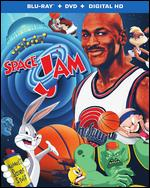 Space Jam [20th Anniversary Edition] [Blu-ray/DVD] [SteelBook] [2 Discs] - Joe Pytka