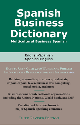 Spanish Business Dictionary: Multicultural Business Spanish - Sofer, Morry