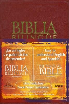 Spanish-English Bilingual Bible-PR-VP/Gn - American Bible Society (Creator)