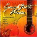 Spanish Guitar Classics Vol. 1