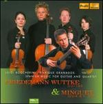 Spanish Music for Guitar & Quartet, Vol. 1
