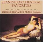 Spanish Orchestral Favorites