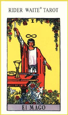 Spanish Rider-Waite Tarot Deck - Smith, Pamela Colman (Created by)
