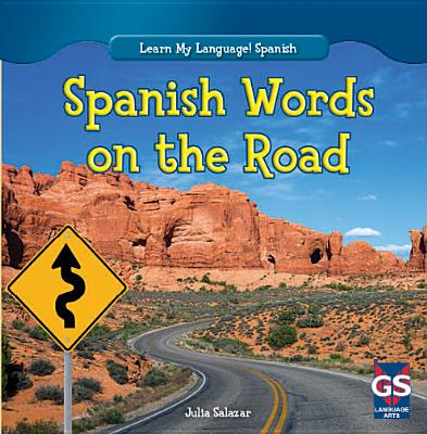 Spanish Words on the Road - Salazar, Julia