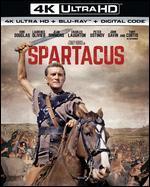 Spartacus [Includes Digital Copy] [4K Ultra HD Blu-ray/Blu-ray]