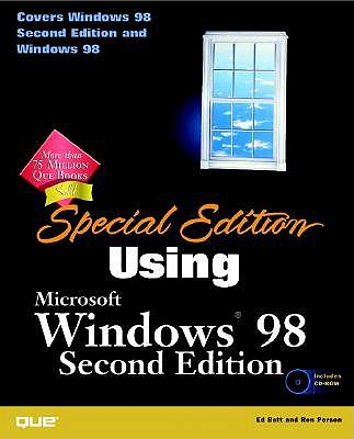 Special Edition Using Windows 98 - Bott, Ed, and Person, Ron