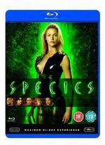 Species [Blu-ray] - Roger Donaldson