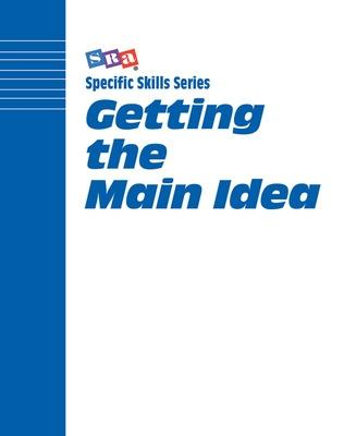 Specific Skill Series, Getting the Main Idea Book B - Boning, Richard