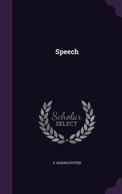 Speech - Potter, S Joseph