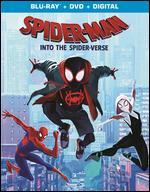 Spider-Man: Into the Spider-Verse [Includes Digital Copy] [Blu-ray/DVD]