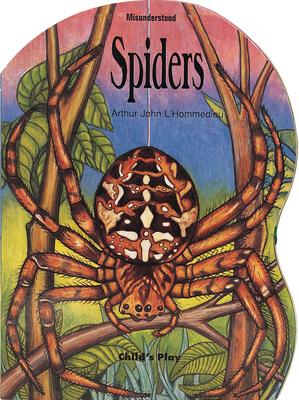 Spiders - Hommedieu, Art, and L'Hommedieu, Arthur John