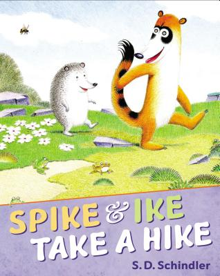 Spike & Ike Take a Hike -