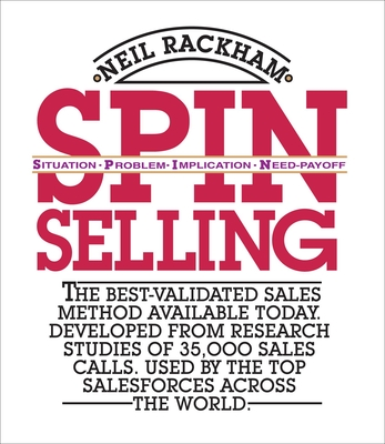 Spin Selling - Rackham, Neil, and Kalomer, Bob (Read by)