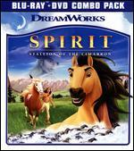 Spirit: Stallion of the Cimarron [2 Discs] [Blu-ray] - Kelly Asbury; Lorna Cook