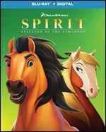 Spirit: Stallion of the Cimarron [Includes Digital Copy] [Blu-ray]