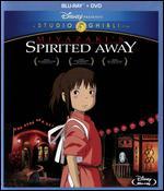 Spirited Away [2 Discs] [Blu-ray/DVD] - Hayao Miyazaki