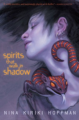 Spirits That Walk in Shadow - Hoffman, Nina Kiriki