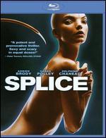 Splice [2 Discs] [Blu-ray/DVD] - Vincenzo Natali