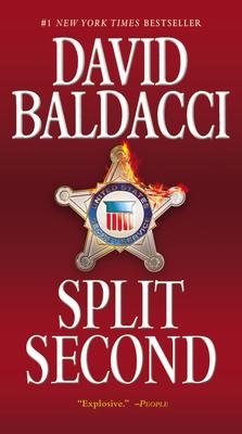 Split Second - Baldacci, David