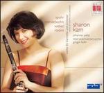 Spohr, Mendelssohn, Weber, Rossini: Works for clarinet & orchestra