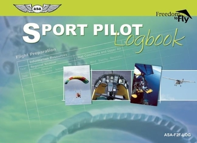Sport Pilot Logbook - Hamilton, Paul