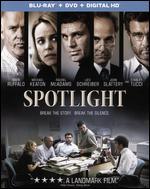 Spotlight [Includes Digital Copy] [UltraViolet] [Blu-ray/DVD] [2 Discs] - Tom McCarthy