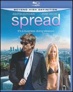 Spread [With Digital Copy] [Blu-ray] - David Mackenzie