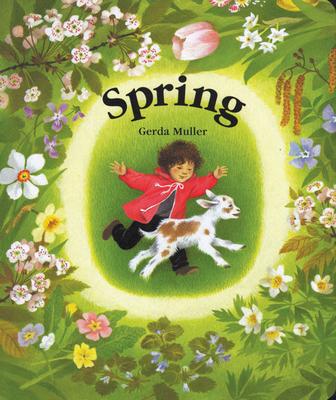 Spring Board Book - Muller, Gerda