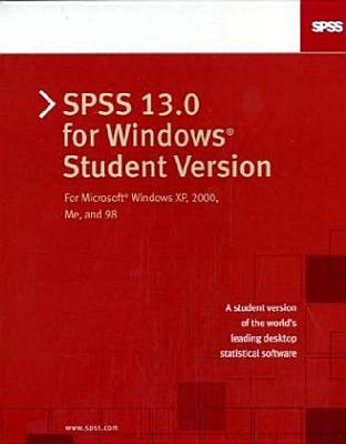 SPSS 13.0 for Windows Student Version - SPSS Inc