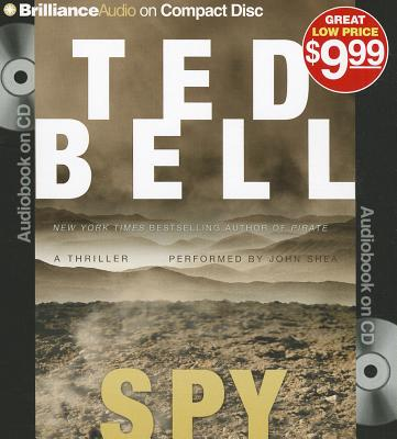 Spy - Bell, Ted, and Shea, John (Read by)