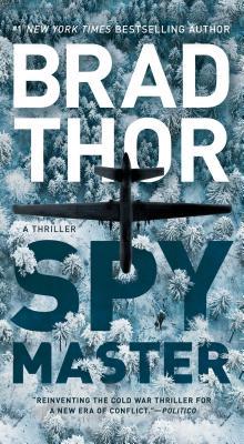 Spymaster, Volume 17: A Thriller - Thor, Brad
