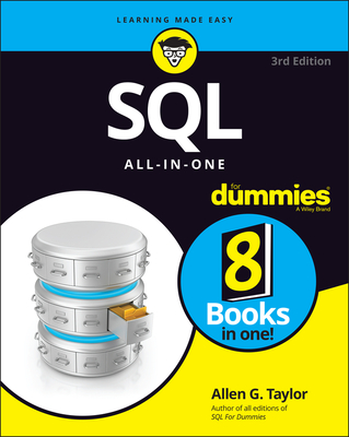 SQL All-in-One For Dummies - Taylor, Allen G.