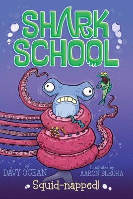 Squid-Napped! - Ocean, Davy