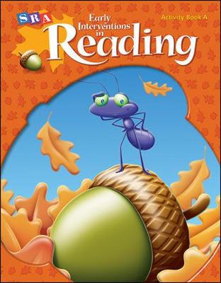 SRA Early Interventions in Reading - Activity Book A - Level 1 - Mathes, Patricia, and Torgesen, Joseph K.